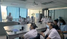 放射科CT技术组走进胃肠外科推广CT新技术
