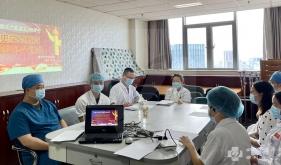血管外科党支部召开党史学习教育专题组织生活会