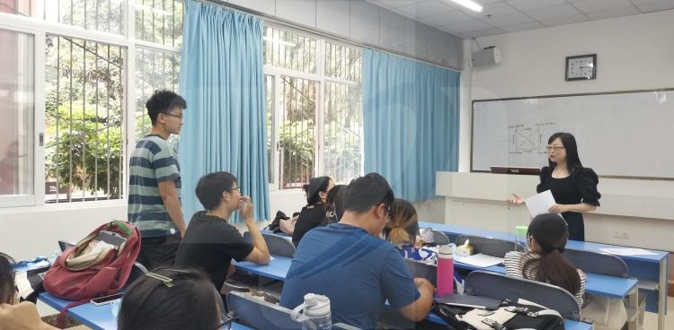 教育培训部组织召开2019级护理本科生见面会
