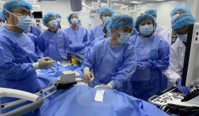 超声科主办困难肝癌消融策略与超声造影在肝癌消融围手术期中的应用学术沙龙